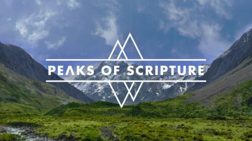Peaks of Scripture