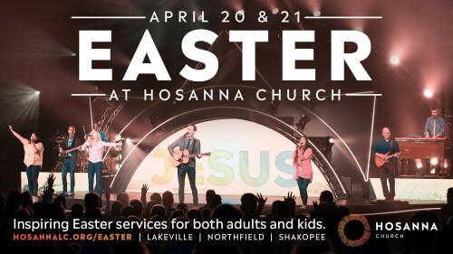 Easter at Hosanna