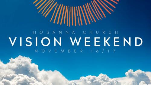 Vision Weekend 2019